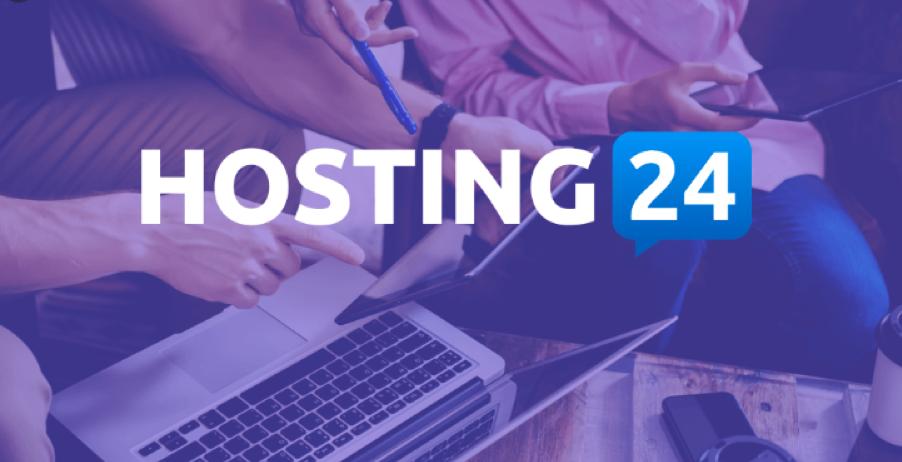 hosting24 logo image