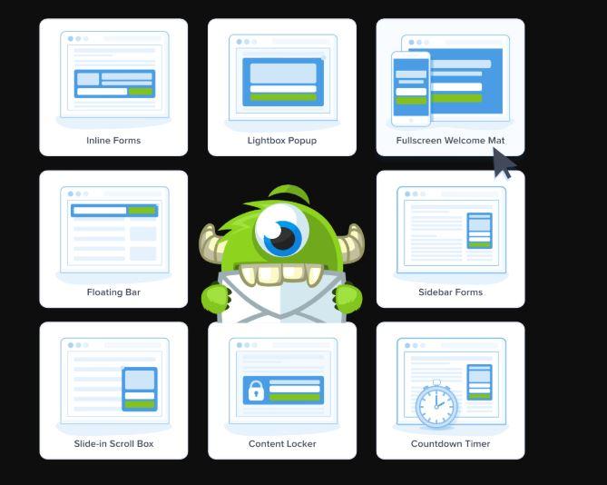 OptinMonster layouts image