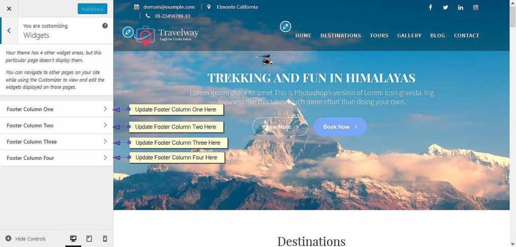travel way widgets image