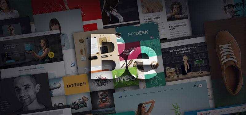 betheme WordPress theme image