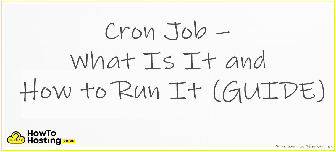cron job image