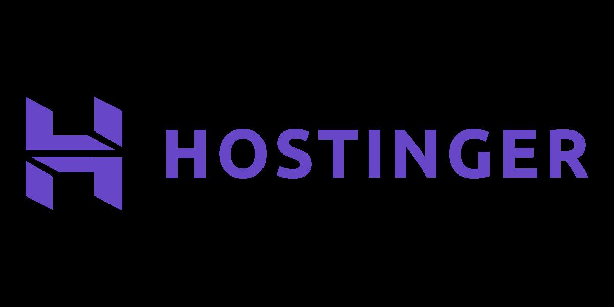 hostinger hosting logo image