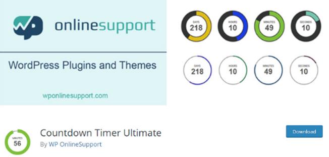 countdown timer ultimate logo