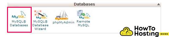 MySQL databace