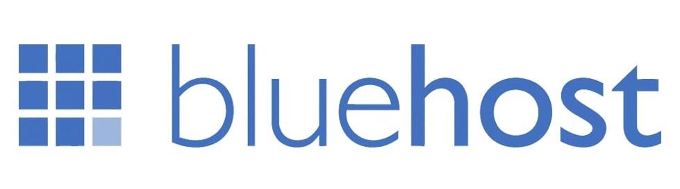 bluehost hosting logo image