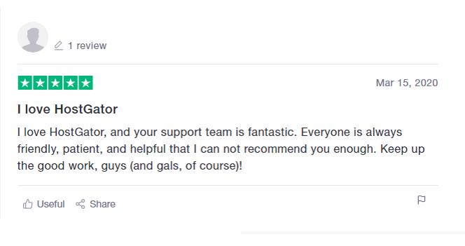 trustpilot user review image 2