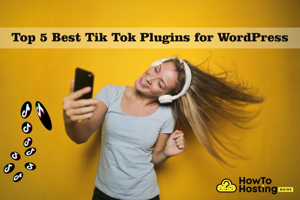 Top 5 Best TikTok WordPress Plugins article image