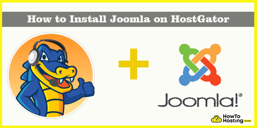 how to install joomla on hostgator