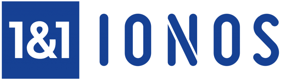 1&1 hosting logo image