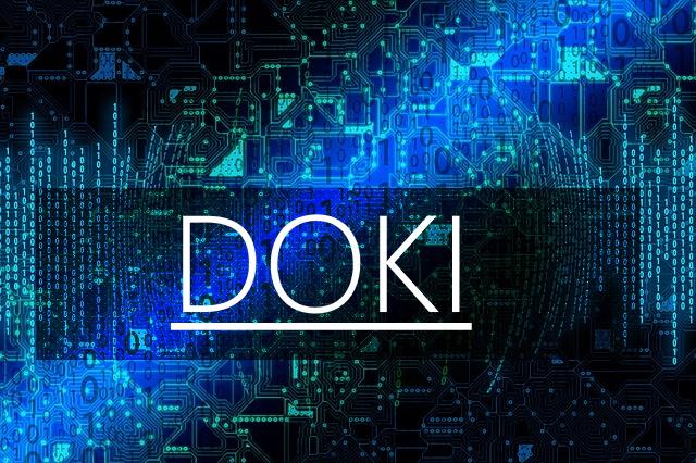 Doki malware logo image
