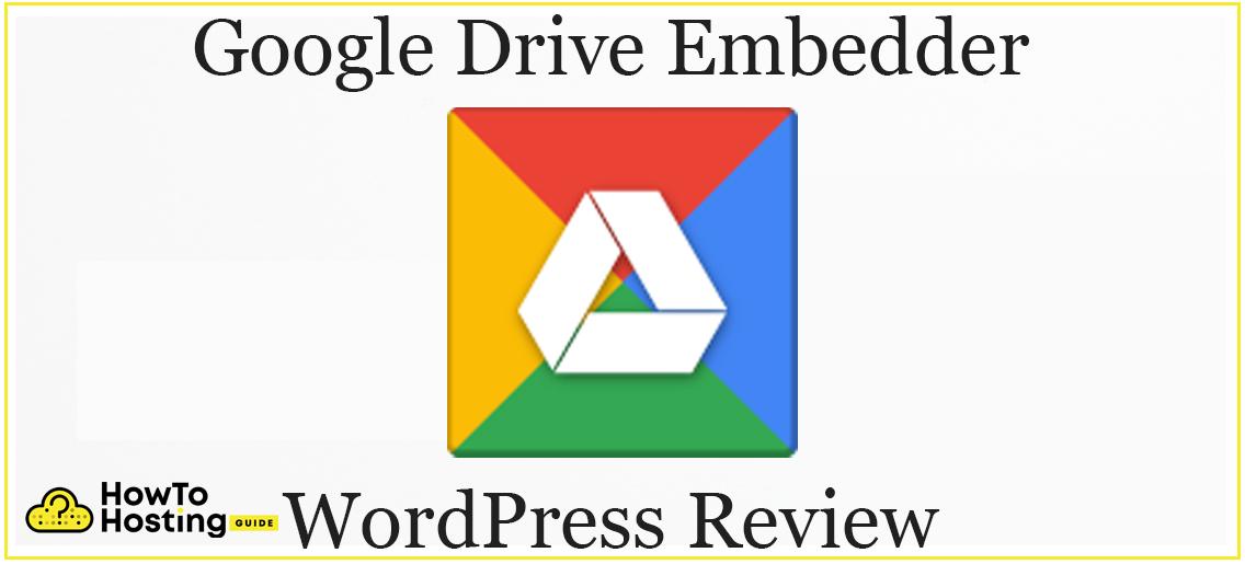 Google Drive Embedder wordpress image