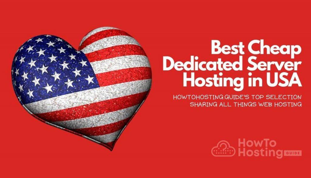 Best Cheap Dedicated Server Hosting in USA 2020 logo image