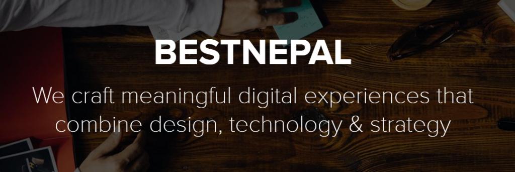 Mejor imagen de logotipo de hosting de Nepal