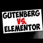 Gutenberg Elementor image