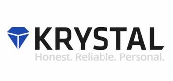 krystal hosting image logo