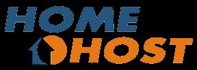 homehost hosting logo image