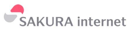 Image du logo d'hébergement Internet sakura