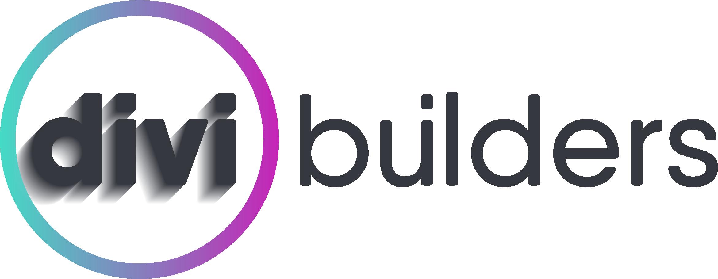 Divi Builder Logo Bild