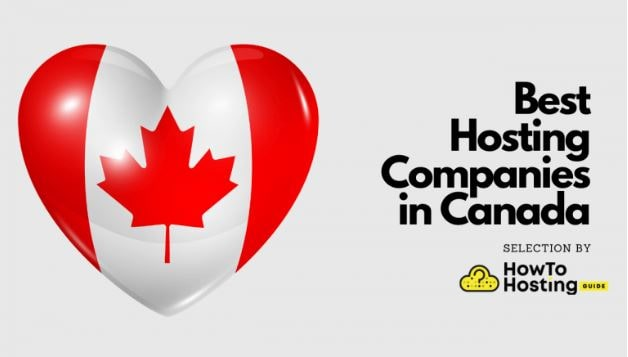 best web hosting companies canada