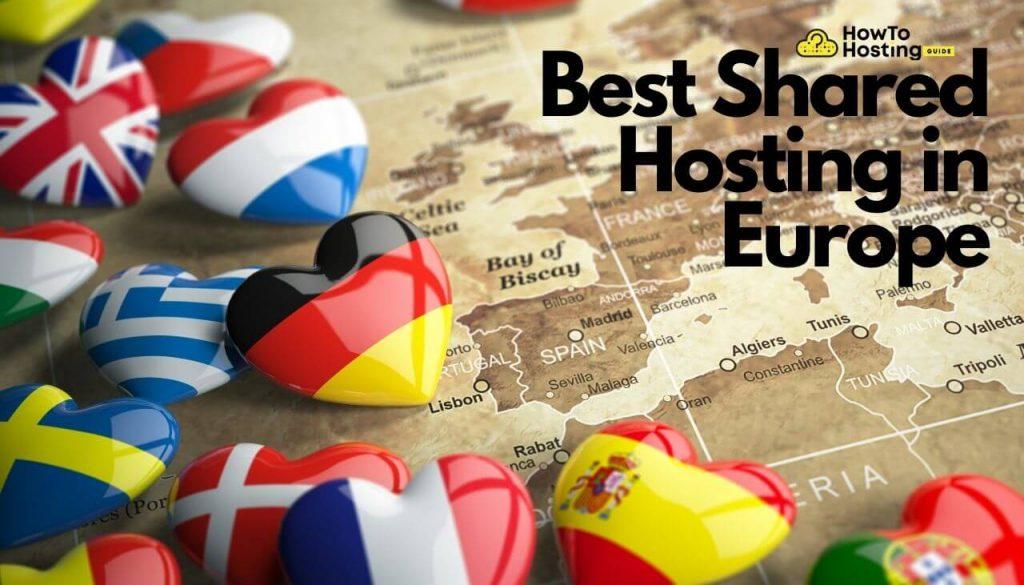 Best Shared Hosting in Europe logo image