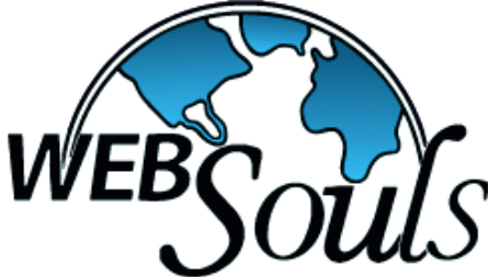 web souls hosting logo image