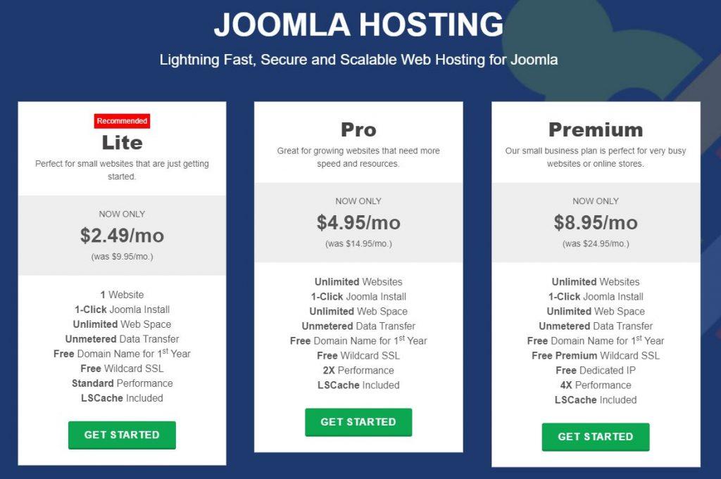 Joomla Package