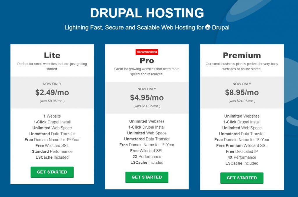 Drupal Package