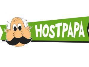 hostpapa hosting logo image