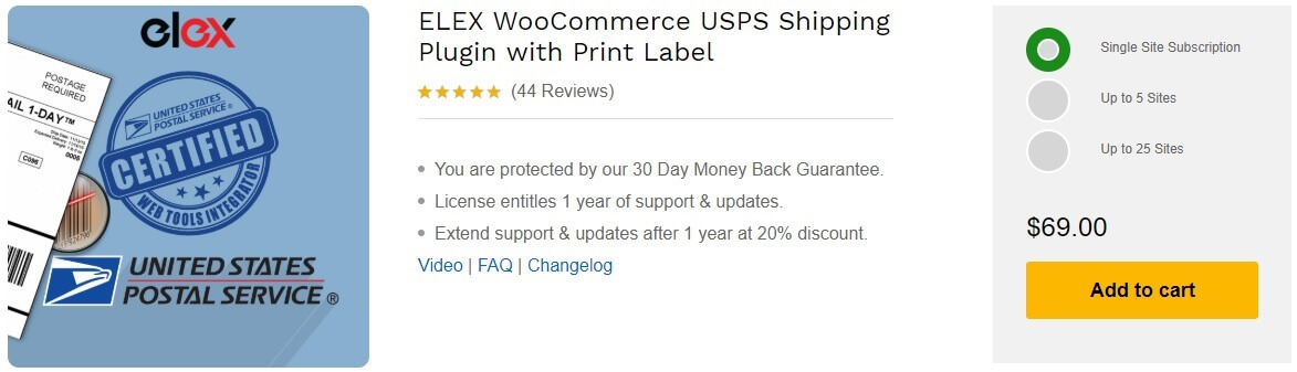 ELEX-WooCommerce-USPS-Shipping-plugin-banner-Howtohosting-guide