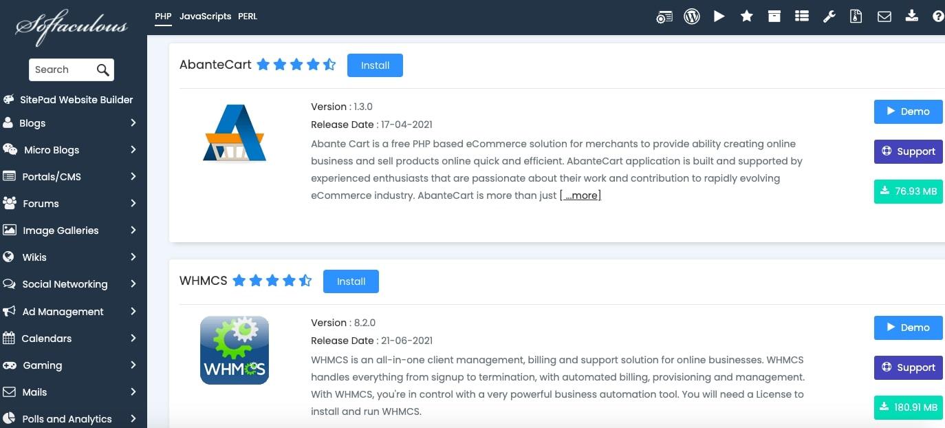webhostingpad-eCommerce & Site Building